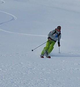pascal gaudin ski